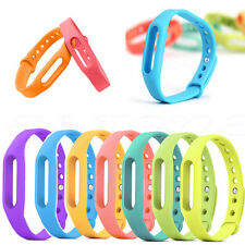 Fashion Replacement Wrist Bracelet Strap Wearable Wristband For XiaoMi MIBand