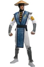 Brand New Mortal Kombat Raiden Adult Halloween Costume