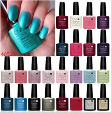 HOT CND Shellac UV Nail Polish Choose from ALL Colours,Top Coat, & Base Coat