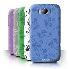 STUFF4 Back Case/Cover/Skin for HTC Sensation XL/G21/Ladybug Pattern