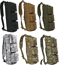 Camping Tactical Molle Assault Go Bag Shoulder Sling Hiking Day Packs 7 Colors