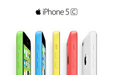 Apple iPhone 5C 8/16/32GB White Blue Pink Green Yellow GSM Unlocked Clean IMEI