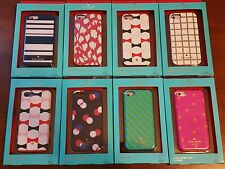 100% Authentic Kate Spade New York case cover iPhone 5 5s or 5c Choose Color NEW