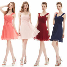 Ever Pretty Women Hot Short Bridesmaid Cocktail Party Prom Dress 03539