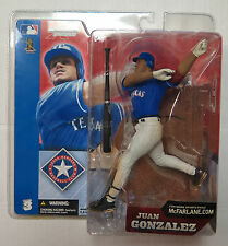 NEW MCFARLANE MLB SPORTS PICKS JUAN GONZALES SERIES 3