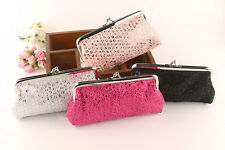 Fashion Women Lovely Style Lady Wallet Hasp Sequins Purse Clutch Bag Wallets