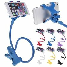 Flexible Lazy Desktop Car Stand Mount Holder For iPhone For Samsung HTC LG Sony