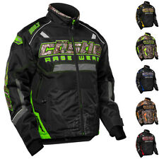 Castle X Bolt Realtree Camo G3 Mens Snowmobile Winter Snow Coat Jacket