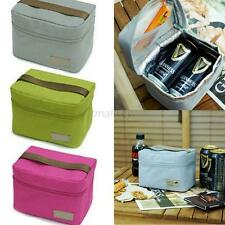 Picnic Lunch Bag insulated cooler bag ice bag lunch box cool bag Size 17*12*11cm