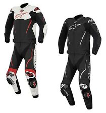 2016 Alpinestars Atem Two Piece Leather Race Track Suit ALL SIZES