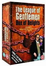 The League of Gentlemen: Box of Delights (Box Set) [DVD]
