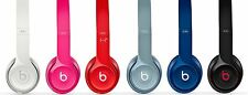 Beats by Dr. Dre Solo 2 Wired On-Ear Lightweight Headphones w/ Control Talk