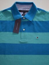 Tommy Hilfiger Short Sleeve Custom Fit Men's Polo Shirt Retail at $52.50