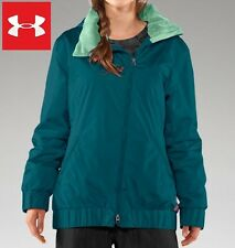 *NWT $249 UA Under Armour Women's Enchantress Jacket Ski Snowboard Coat M L XL