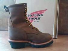 Men's Red Wing 9-inch Logger Work Boots New In Box Style 4420