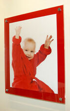 Acrylic picture photo wall frame 8x10,10x12,10x20,16x20,16x24,20x20,20x24,20x30