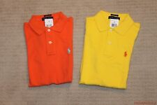 NEW Ralph Lauren Blue Label Womens Skinny Polo Shirt S M