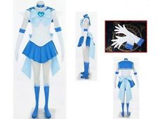 Sailor Moon Sailor Stars Sailor Mercury Cosplay Costume NEW