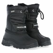 Trespass Dodo Kids Boys Girls Waterproof Winter Shoes Snow Boots