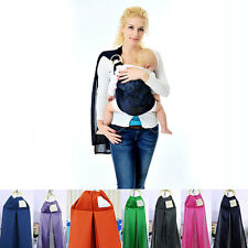 Walkabout Baby Ring Sling Carrier Pouch Cotton Newborn To Toddler NEW