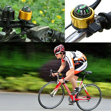 Fashion Bicycle Cycling Compass With Handle-bar Bell Bike Horn Outdoor Sports
