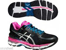 WOMENS ASICS GEL KAYANO 22 LADIES RUNNING/FITNESS/TRAINING/RUNNERS SHOES