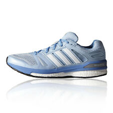 adidas Supernova Sequence 7 Womens Blue Sneakers Support Running Shoes Trainers