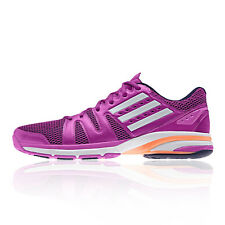 Adidas Volley Light Womens Purple Court Training Sneakers Sports Shoes Trainers