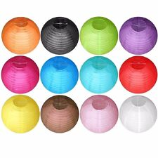 """5, 10, 20 Pack 12"""" Chinese Paper Lantern Decoration Wedding Party"""