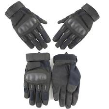 Outdoor Military Tactical Airsoft Hunting Shooting Motorcycle Gloves Full Finger