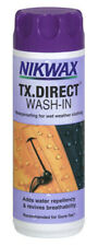 NIKWAX TX.DIRECT WASH-IN WATER PROOFING FOR WET WEATHER CLOTHING