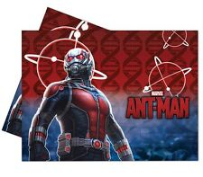 Marvel Ant-Man | Ants | Red Plastic Party Tablecover | Tablecloth 1-5pk
