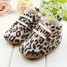 Infant Toddler Baby Boy Girl Soft Sole Sneaker Crib Shoes Sneaker 0-18 Months