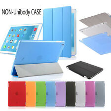Slim Magnetic Stand Smart Cover Back Case For Apple iPad 2 iPad 3 iPad 4 #CiG