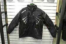 ARCTIC CAT MEN'S BOONDOCKER PULLOVER COAT LARGE BLACK P/N: 5260-874