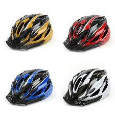 New Mens Adult Street Bike Bicycle Cycling Safety Carbon Helmet With Visor