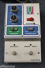 MU-TRON OCTAVE DIVIDER. Very good condition. 3 prong AC. Musitronics