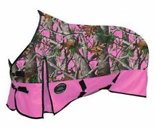 Showman REAL OAK CAMO 1200D Waterproof & Breathable Rip Stop Turnout Blanket