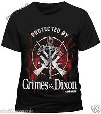 The Walking Dead Grimes & Dixon T Shirt OFFICIAL S M L XL XXL