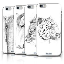 STUFF4 Back Case/Cover/Skin for Apple iPhone 6S+/Plus/Sketch Drawing