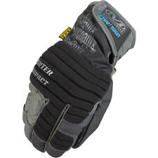Mechanix Wear Warm Mens Winter Impact Gloves Cold Weather Work Grip Glove Black