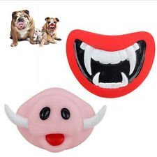 New Pet Dog Training Chew Sound Activity Toy Squeaky Chew Toys Cute Puppy Dog