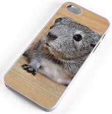 Guinea Pig Pet Case Fits Apple iPhones Any Carrier