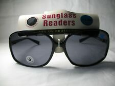 Bifocal Sunglasses Readers Sunreaders with Microfiber Cloth +1.50 2.00 2.50