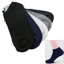 1 Pair New Lot Men Sport Low Cut Crew Cotton Ankle Sport Socks Casual Socks