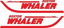 Set of 2 Boston Whaler Boat Decals-4 Sizes Available