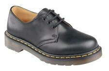 Original Classic Doc Dr Martens 3-hole 1461 Black Smooth 11838002