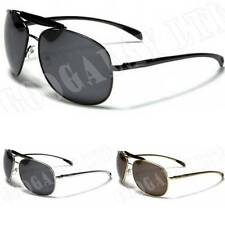 New Polarized Mens Aviator Sturgeon Fishing UV400 Design Sunglasses Black 9318