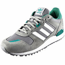 Adidas Originals Womens ZX 700 Classic Retro Running Trainers Grey AUTHENTIC