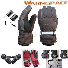 Rechargeable Battery Power Motorcycle Outdoor Electric Heated Warmer Gloves Work
